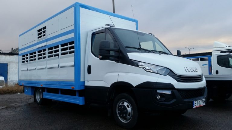 #07 Iveco Daily 50C18