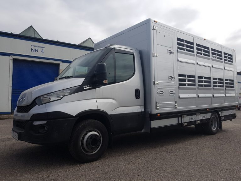 #12 Iveco Daily 65C17