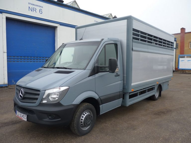 #04 Mercedes-Benz Sprinter 519 CDI
