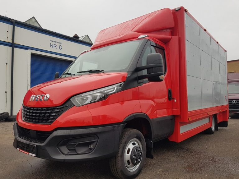 #20 Iveco Daily 50C18