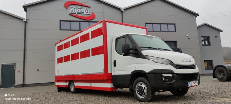 #25 Iveco Daily 50C18